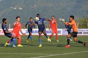 Aizawl FC beat Churchill Brothers 1-0 at home in I-League