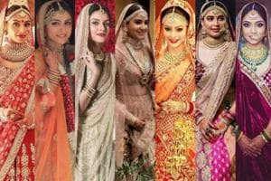 Anushkha Sharma to Soha Ali Khan: 11 stunning Sabyasachi wedding...