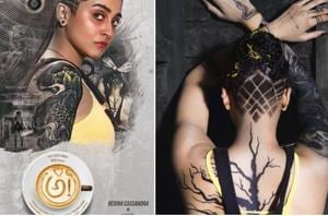 Nani's film Awe features Nithya Menen and Regina Cassandra in...