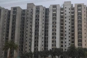 Supreme court halts government takeover of management of realty firm...