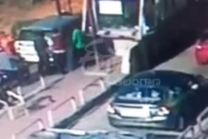 Video shows Telangana MLA 'abusing' toll plaza staff for not allowing...