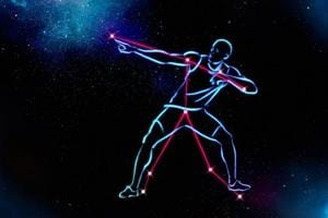 Usain Bolt, Serena Williams, JK Rowling picked out in constellations