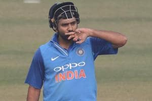 Rohit Sharma 208* gives India 141-run win over Sri Lanka, level series...