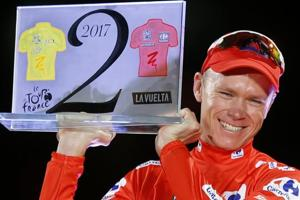 Tour de France winner Chris Froome faces questions over drugs test