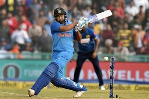 Rohit Sharma breaks a host of records with double ton vs Sri Lanka in...