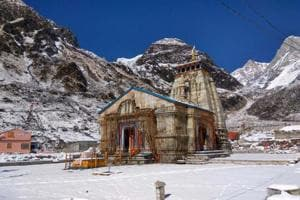 Bramha Kamal to greet pilgims at renovated Kedarnath in Uttarakhand