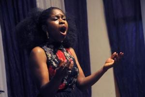 On a high note: Soprano's success gets Nigerians into opera