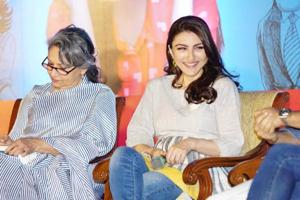 Toughest chapter was called Working Actor: Soha Ali Khan opens up...