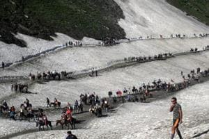 No mantra chanting or bells at Amarnath cave as NGT declares it...
