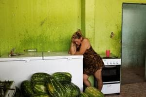 Photos: Venezuelan migrants pose humanitarian risks for neighbour...
