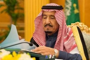 Palestinians have right to east Jerusalem as capital: Saudi king...