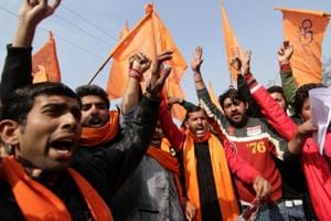 Hindu outfits call protest in Udaipur over 'communal video'
