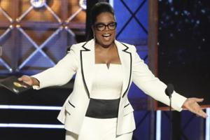 Oprah Winfrey to be honoured with Cecil B DeMille Award at the Golden...
