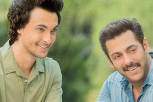 Loveratri: Salman Khan introduces brother-in-law Aayush Sharma to...