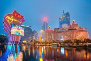 Lights, music, feasts: Why all roads lead to Macao for New Year's Eve