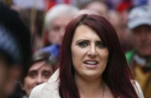 Britain far-right leader whom Trump re-tweeted arrested again in...
