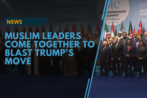 Leaders and top officials of the world's Islamic nations gathered in...