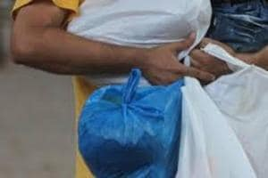 Mumbai civic body has seized 84,361 kg of banned plastic bags in 10...