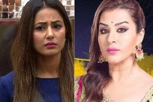 Bigg Boss 11 Dec 14 written update: It is Hina Khan Vs Shilpa Shinde,...