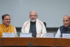 Parliament winter session: PM Modi seeks oppn's cooperation, calls for...