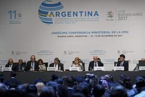 WTO chief rues collapse of talks; says multilateralism comes with...