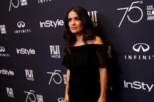He was my monster: Salma Hayek alleges Harvey Weinstein misconduct