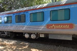 Photos: Flight-like luxury soon on Mumbai-Ahmedabad Shatabdi Express