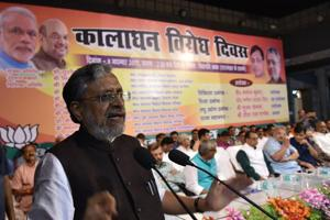 Petroleum products could be taxed above GST: Bihar Deputy CM
