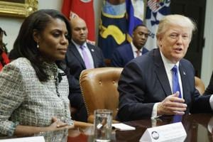 Reality TV star Omarosa latest Trump aide to exit White House