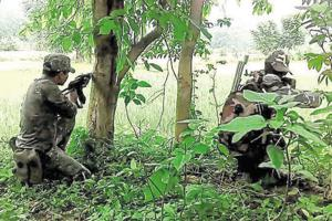8 Naxalites killed in encounter in Telangana forests