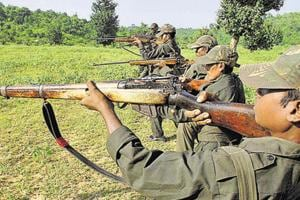 Eight Naxals killed in face-off with police in Telangana