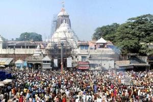 Four Russians detained for flying drone over Jagannath temple in...