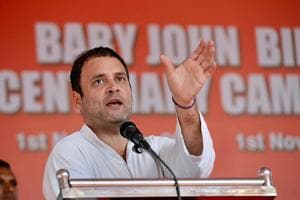 BJP will not strengthen, but only weaken the country: Rahul Gandhi
