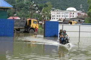 Manipur capital Imphal sees highest rainfall this year since 1956