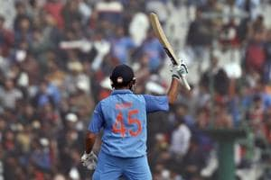 How Rohit Sharma hits sixes at will, the double-ton master reveals...