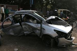 Joyride in new car ends in  tragedy as Class 12 boy killed in Noida...