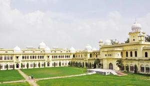 Lucknow University plans to introduce research in Vedic literature