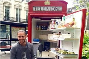 Britain's iconic but redundant phone booths turn into eateries,...