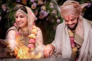 Anushka Sharma, Virat Kohli thank team behind their wedding who worked...