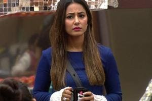 Bigg Boss 11: Kushal Tandon supports Hina Khan after ex-girlfriend...