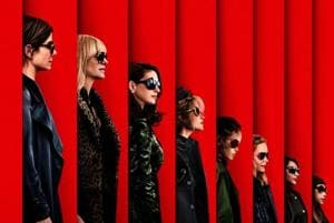 Ocean's 8 poster: Anne Hathway, Sandra Bullock, Rihanna are here to...