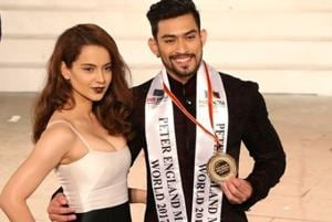 Meet Jitesh Singh Deo, the Lucknow boy who won the Mr India World 2017...