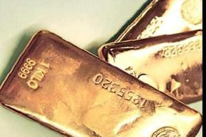 1-kg gold found under plane seat at Chandigarh airport; Rs 22 lakh...