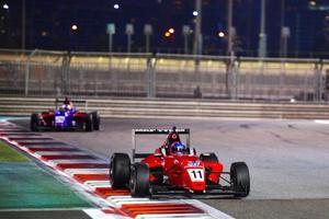 Felipe Drugovich sweeps all four races of MRF Challenge's Abu Dhabi...