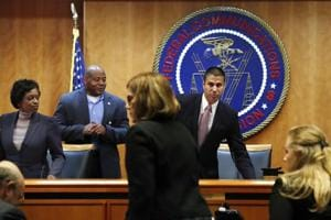 Ajit Pai-led FCC votes down Obama-era net neutrality rules in US