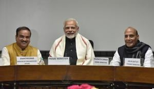 PM Modi didn't address Oppositon queries at all-party meet: Cong...