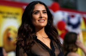 Harvey Weinstein responds to Salma Hayek: Do not recall pressuring her...