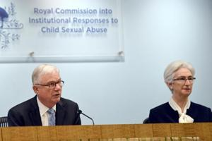 Australian child sex abuse report calls for voluntary celibacy for...