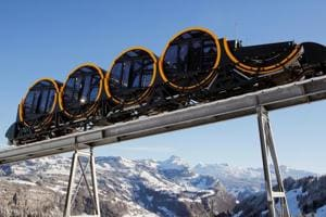 Modern engineering: World's steepest funicular railway line to open in...
