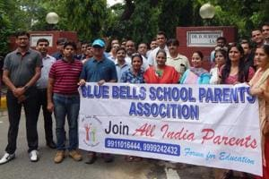 Govt okays Blue Bells school fee hike, parents cry foul